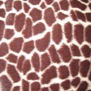 Giraffe Print Plates | Zazzle NZ