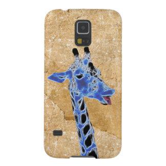 Giraffe says Blah Galaxy S5 Cover