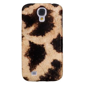 Giraffe Skin Pattern Galaxy S4 Case