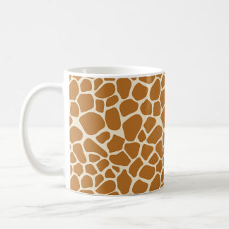 Giraffe Spots Coffee Mug