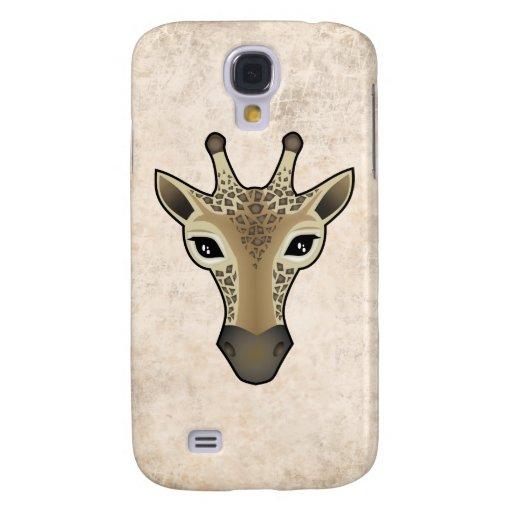 Giraffely Galaxy S4 Cases