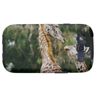 Giraffes Galaxy SIII Cases