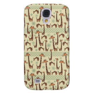 Giraffes Samsung Galaxy S4 Cover