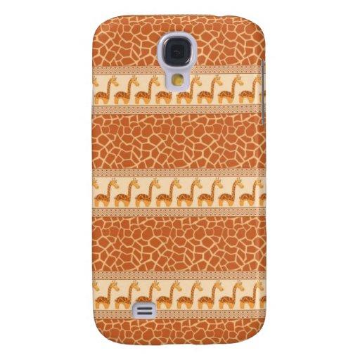 Giraffes Samsung Galaxy S4 Case