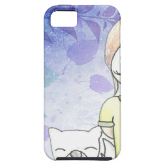 girl and her dog case for the iPhone 5