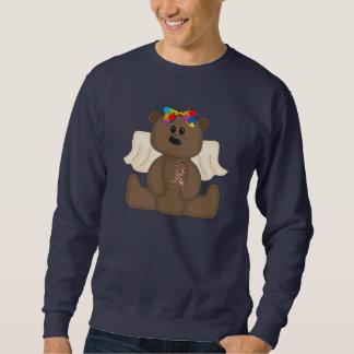 Girl Autism Awareness Bear Sweatshirt