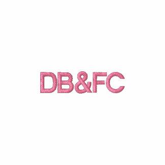 GIRL DB&FC * EMBROIDER SHIRT