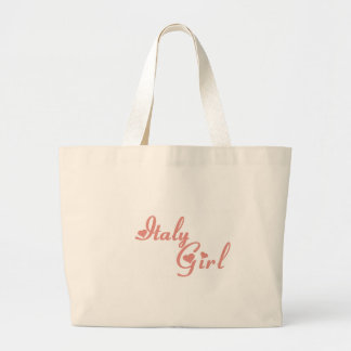 Girl from Italy Tote Bag