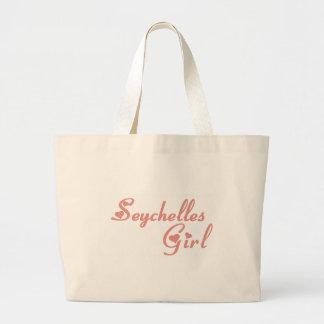 Girl from Seychelles Bag
