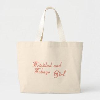 Girl from Trinidad and Tobago Bag