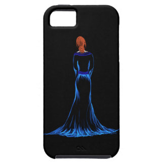 Girl glow case for the iPhone 5