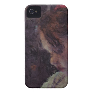 Girl - Impressionist Art by Johannes Krantz Case-Mate iPhone 4 Case
