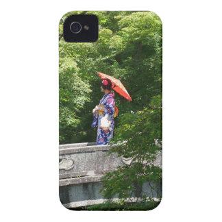 Girl Japan iPhone 4 Case