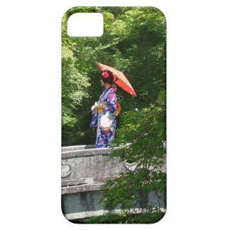 Girl Japan iPhone 5 Case