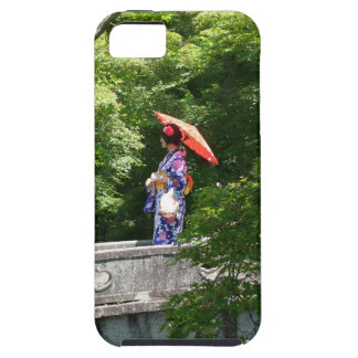 Girl Japan iPhone 5 Cover
