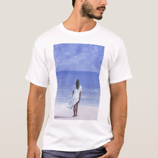 Girl on beach 1995 T-Shirt
