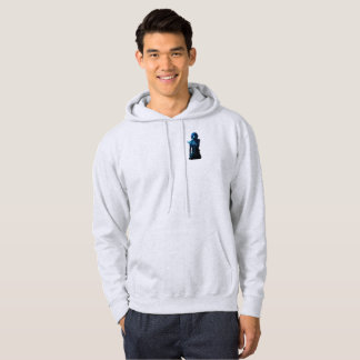 Girl samurai hoodie