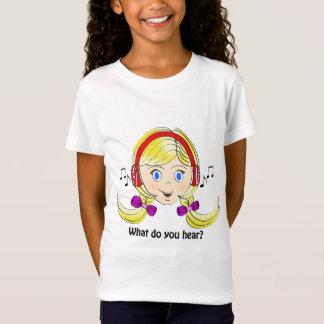 Girl Sound T-Shirt
