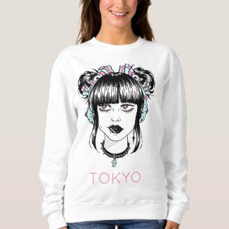 girl Tokyo fashion Sweatshirt