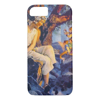 Girl with Elves 1918 iPhone 7 Case