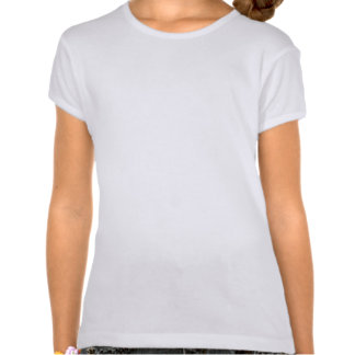 girls fishing tee shirt