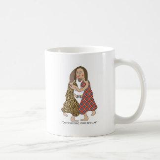 Girls Gossip Coffee Mug