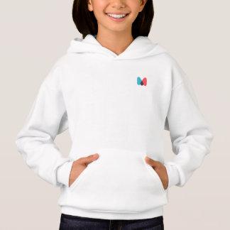 Girl's M.C.Dude123 Logo Hoodie
