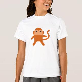 Girls Monkey Shirt