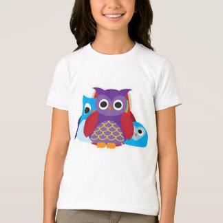 Girls short sleeve tee shirt customized