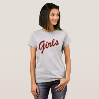 Girls T-Shirt From My Friends