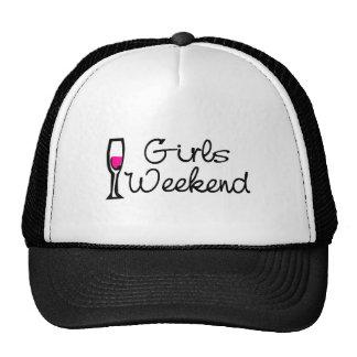 Girls Weekend (Wine) Cap