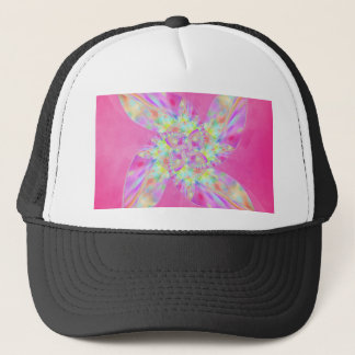Girly Blossom created by Tutti Trucker Hat