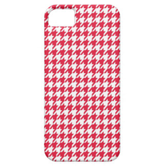Girly Houdstooth Pattern Iphone 5 Case