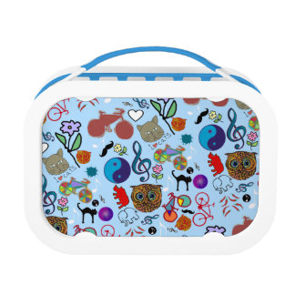 girly images lunchbox