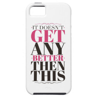 Girly Quotes iPhone 5/5S Covers