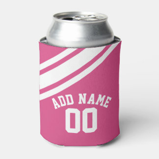 Girly Sports Jersey Custom Name Number