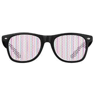 Girly Stripes Party Shades