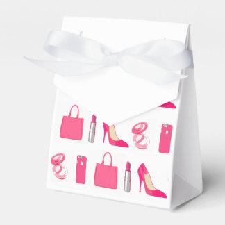 Girly things favor box
