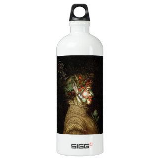 Giuseppe Arcimboldo's The Summer (1563) Water Bottle