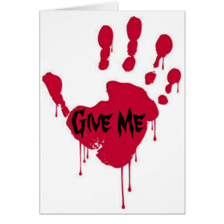 Give Me 5 Card