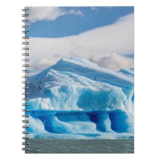 Glaciars, Argentino Lake Notebook