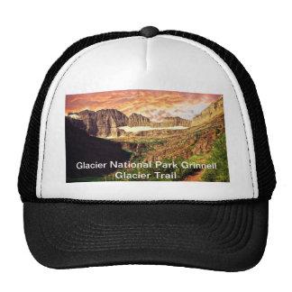 Glacier National Park Grinnell Glacier Trail Cap