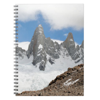 Glacier National Park mountains, Argentina Notebook