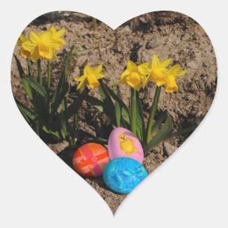 Glad Easter Sticker