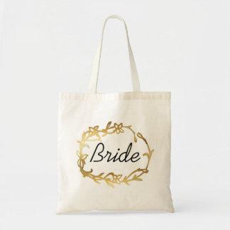 Glamorous Bride | Gold | Wedding Bag