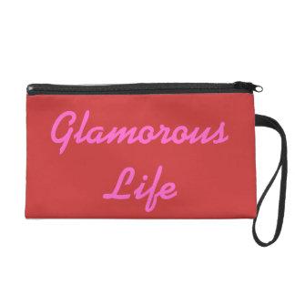 Glamorous Life Boss Lady Bagettes Bag Wristlet Clutch