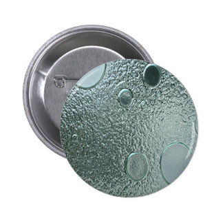 Glass Bubbles 6 Cm Round Badge