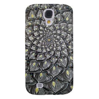 Glass Chrysanthemum Galaxy S4 Case