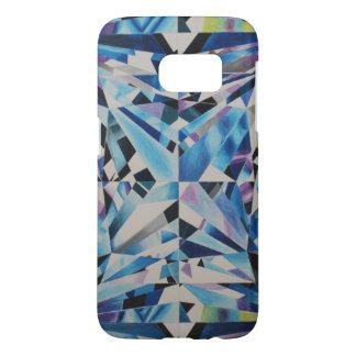 Glass Diamond  Samsung Galaxy S7,  Phone Case