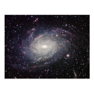 glaxay milky way postcard